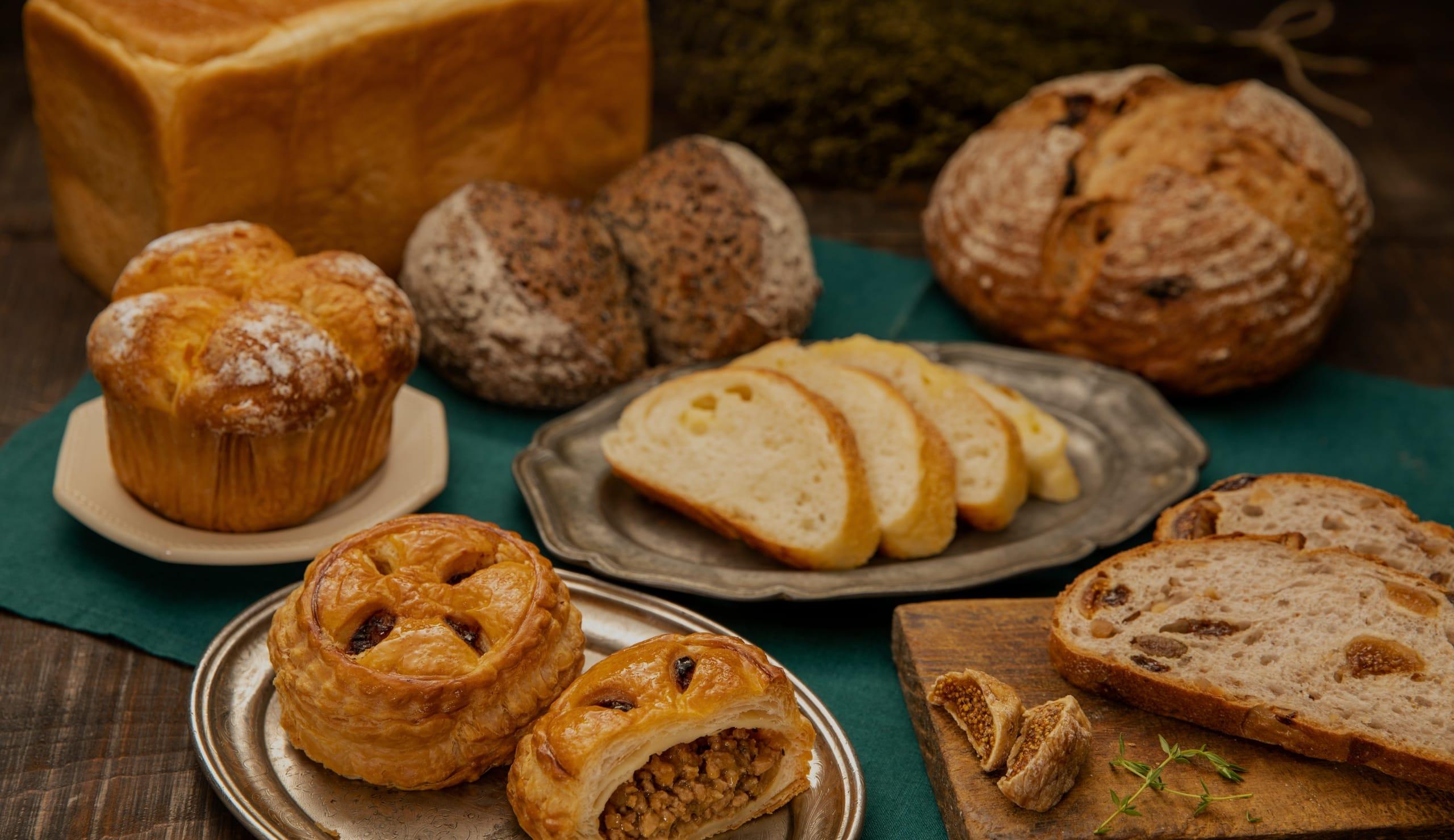 キッシュ 意味 パン